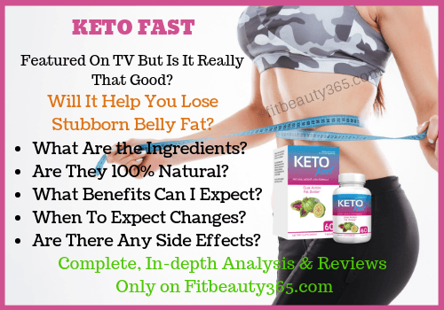 Keto Fast - Reviews - Fitbeauty365.com