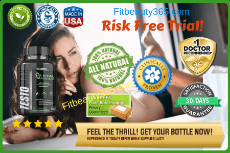 Testomax Vital Force - Reviews - Fitbeauty365.com