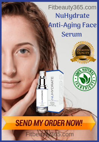 NuHydrate Anti-Aging Face Serum - Reviews - fitbeauty365.com