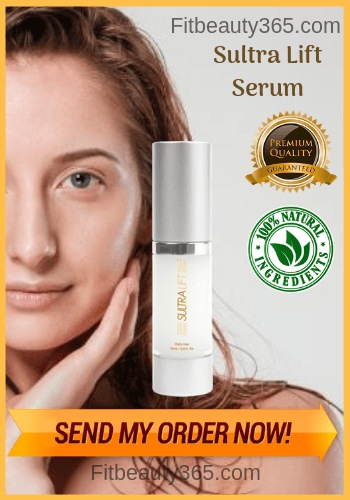 Sultra Lift Serum - Review - fitbeauty365.com