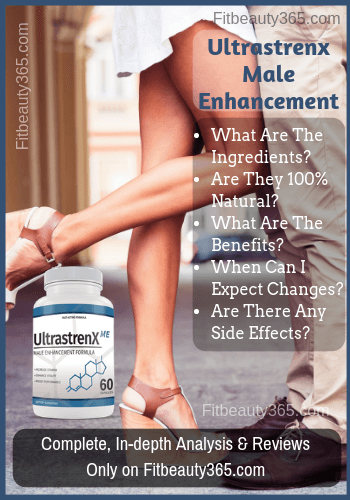 Ultrastrenx Male Enhancement - Reviews - Fitbeauty365.com