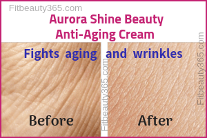 Aurora Shine Beauty Anti-Aging Cream - Review - Fitbeauty365.com