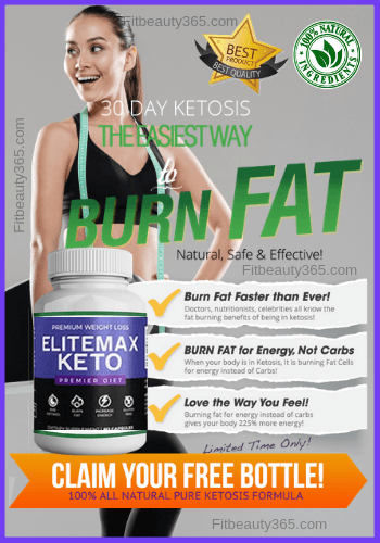 Elite Max Keto - Reviews - Fitbeauty365.com