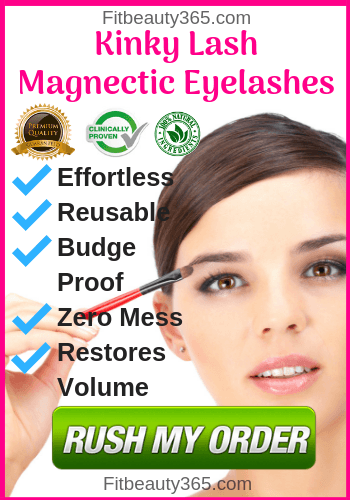 Kinky Lash Magnectic Eyelashes - Reviews - Fitbeauty365.com