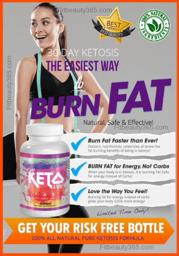 Pure Keto 4 U - Reviews - Fitbeauty365.com