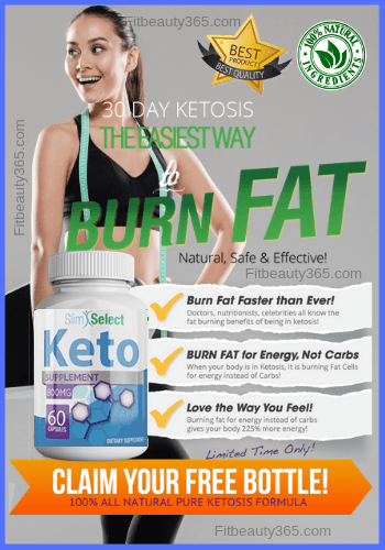 Slim Select Keto - Reviews - Fitbeauty365.com