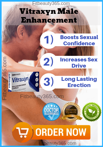 Vitraxyn Male Enhancement - Reviews - Fitbeauty365.com