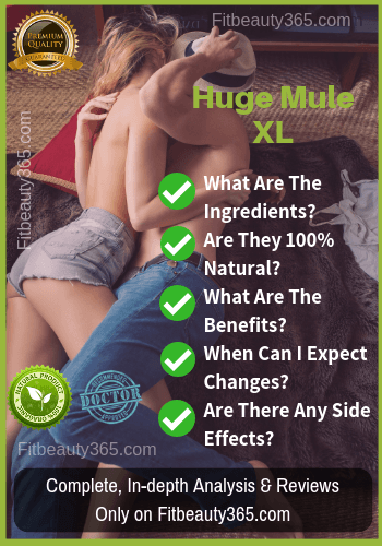 Huge Mule XL - Reviews - Fitbeauty365.com