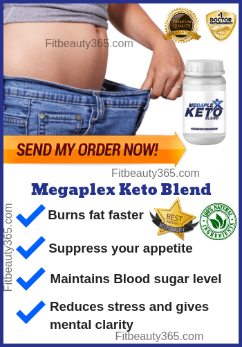 Megaplex Keto Blend - Reviews - Fitbeauty365.com