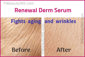 Renewal Derm Serum - Reviews - Fitbeauty365.com