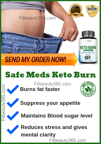 Safe Meds Keto Burn - Reviews - Fitbeauty365.com
