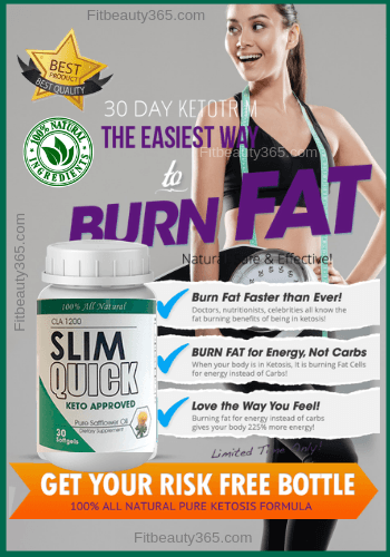 Slim Quick Keto - Reviews - Fitbeauty365.com